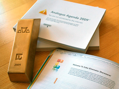 Analogue Agenda